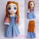 Big plush : Sansa Stark by kinkaku