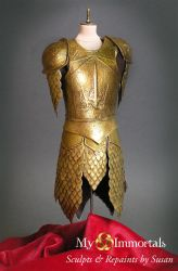 Game of Thrones 1/4 scale Jamie Lannister Armor by my-immortals