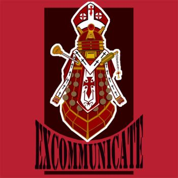 Excommunicate by saintpepsi