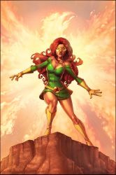 Jean Grey Pittsburgh Comicon by vest