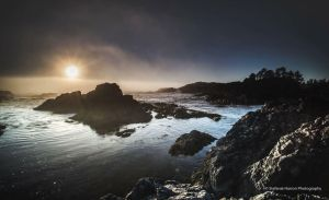 Rocks of Ucluelet by StefanieHarronPhotos