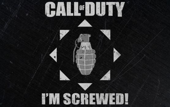 Call Of Duty Grenade Wallpaper by Retoucher07030