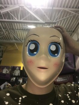 Face Reveal  by MrGeloTheSecond