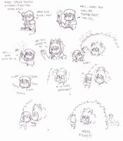 MGE Woobie's Fluffle Puff by Cerberus123