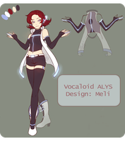Alys design by Meli-Lusion