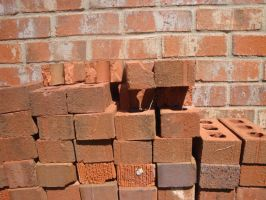 The Red Brick by goopers-stock