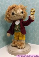 Bilbo by CraftyTibbles