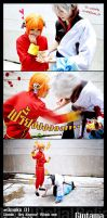 +Omake+Gintama - Cosplay by BeBelial