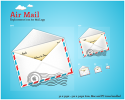 Air Mail by Flarup