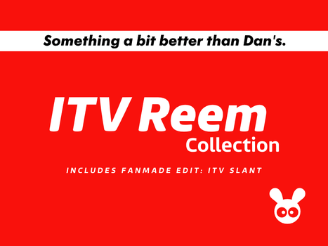 ITV Reem Collection by WestralInc