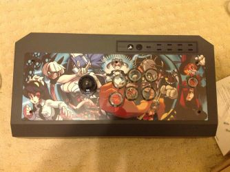 Skullgirls Fanime stick photo 01 by oh8