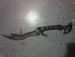 Daedric Dagger by BeCOSyouPLAY