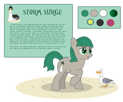 Storm Surge by Icaron