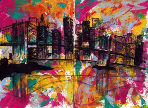CITY ART by pedronster