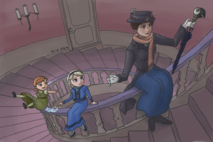 Frozen/Mary Poppins: In The Most Delightful Way by Mirinee