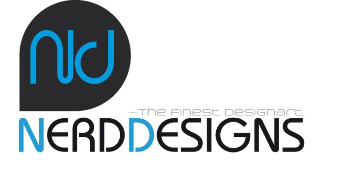 NERDDESIGNS Logo II by benjii6077