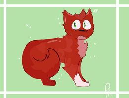 Squirrelflight by PorlsPeaches