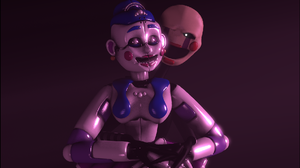 Puppet x Ballora by chicafreddy32
