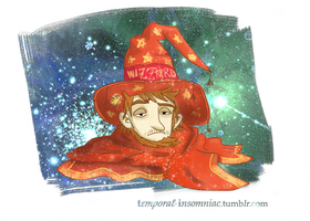 calm Rincewind by ajcrwl