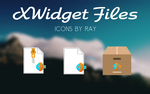 XWidget Files Type Icons by Ray by Raiiy