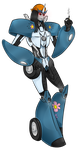 .:CE:. Flower by a-paranoid-android