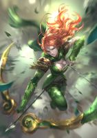 Windranger by CGlas