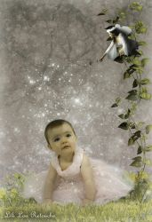 The fairy babies by Lili-Lou