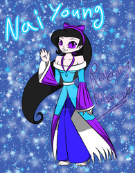 Nai Young ( the good Chase Young ) by RoxasPikachu