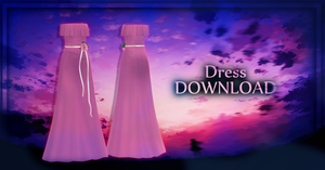 [MMD] Dress Download by MaiMami