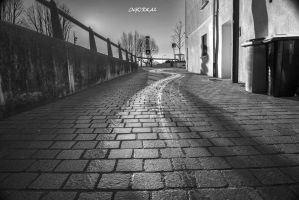 follow the paved way by IgorKal