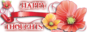 Happy-Thoughts by KmyGraphic