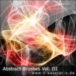 Abstract Brushes vol. 3 - 10x by basstar