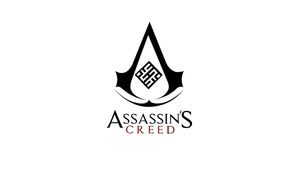 Assassin's Creed Simple Wallpaper by TheJackMoriarty