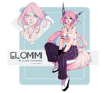 [ELOMIMI] Sugarplum [CLOSED!] +AB ADDED by rein-adopts