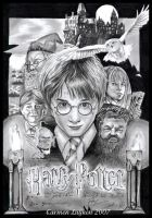 Harry Potter PS by Dutch-Carmen
