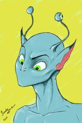 Andalite by thedeadbee