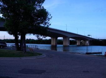 Wakota Bridge South St. Paul by wolfen