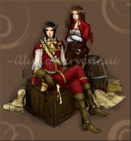 A Casual Moment - Fable II by illusionaryennui