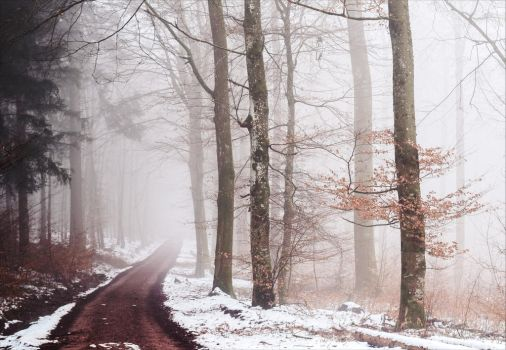 A lonely path into the Unknown IV v2.0 by Aenea-Jones