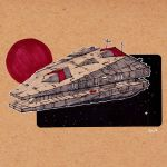 My own Star destroyer by seanplenahan