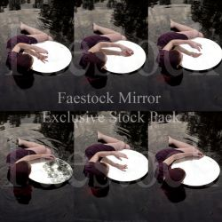 Water Reflection Exclusive Pack by faestock