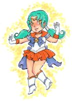 Chibi Sailor Hebe for Re-Pyper by nickyflamingo
