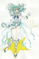 Eternal Sailor Neptune by MistressLegato