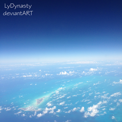 Take Flight over the Blue Earth by LyDynasty