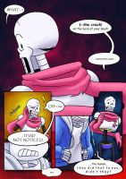 .: SwapOut : UT Comic [3-8] :. by ZKCats