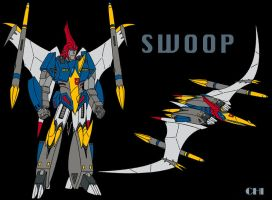 Swoop Redesign by cwmodels