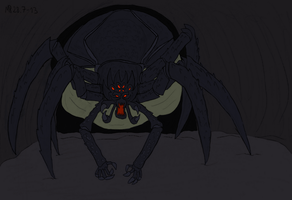 Shelob by Mara999