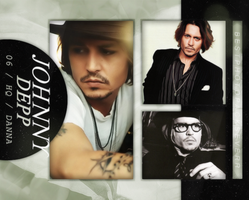 Photopack 8987 - Johnny Depp by southsidepngs