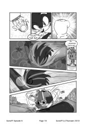 SonicFF Chapter 6 P.18 by SonicFF