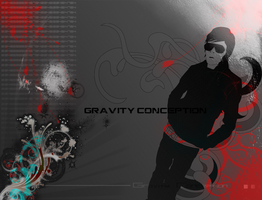 Gravity Conception. by Ternouille